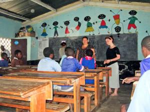 School in Malawi