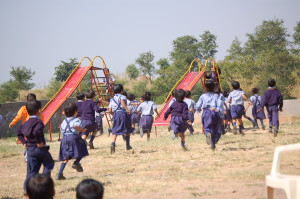 Playground in India