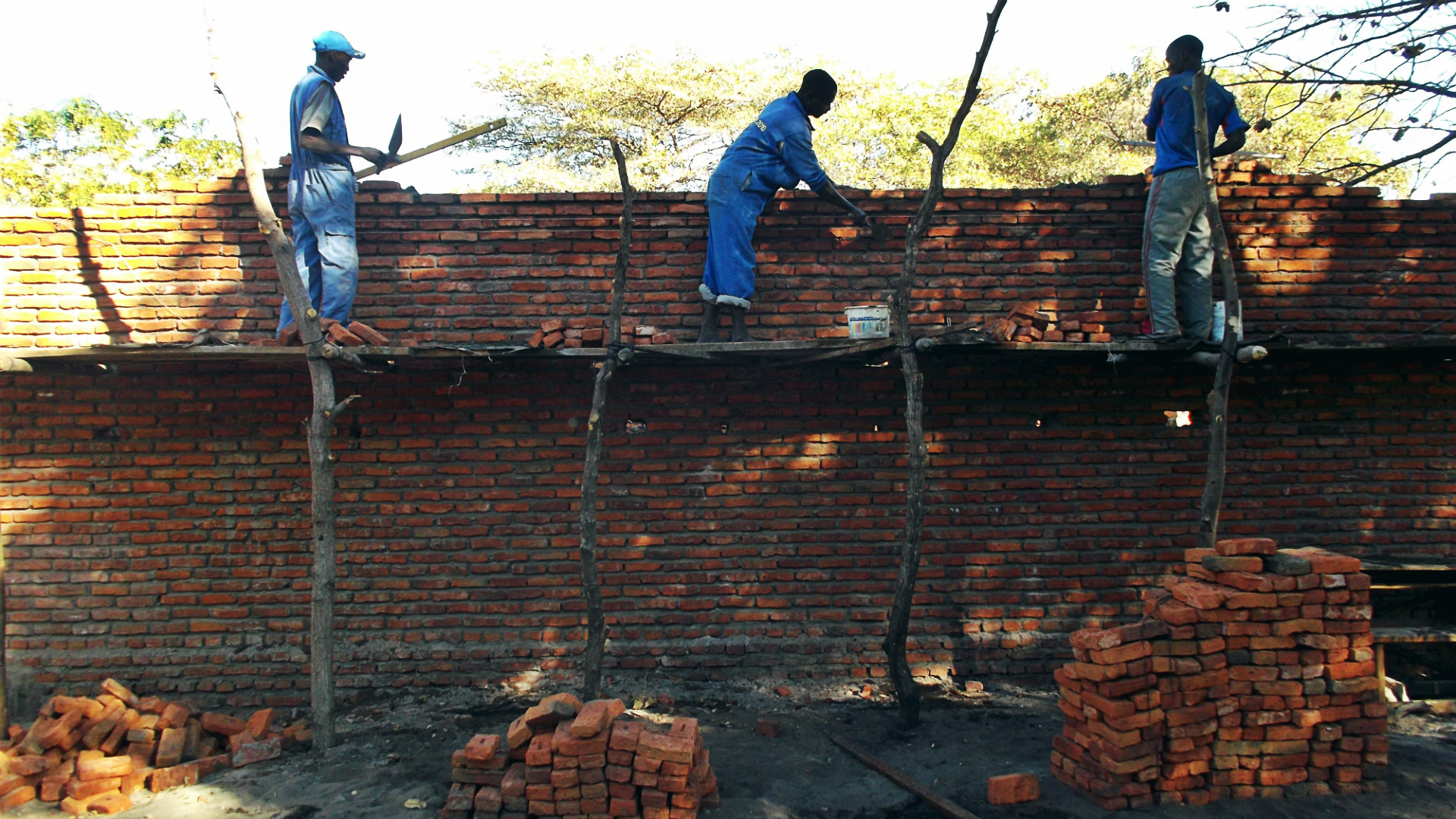 Construction Time in Malawi