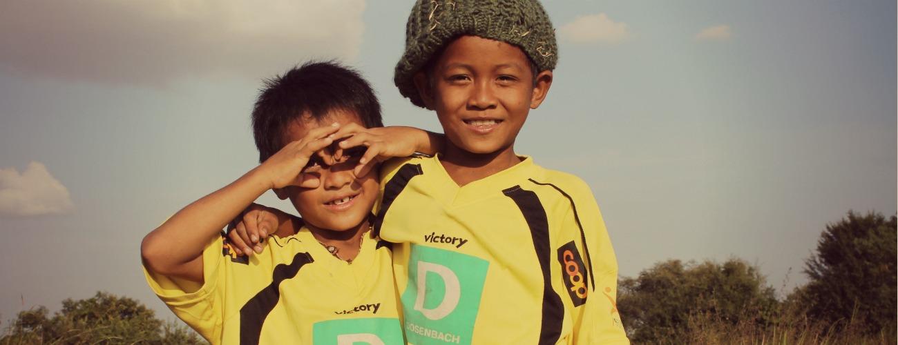 Football Field in Battambang