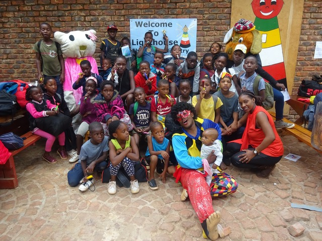 Children's Camp at Lighthouse was a great success